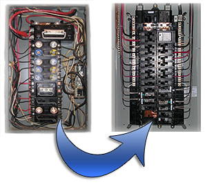 Electric Panel Upgrade Service in Surprise AZ