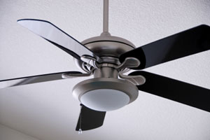 Surprise Ceiling Fan Installation